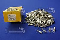 Клемма плоская (мама) 6,3 мм 300 шт WTE  WTE1202