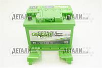 Аккумулятор 60 Аз 6СТ Green Power  60 Аз 6СТ