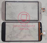 Umi Rome X / S-Tell M555 тачскрін сенсор голд оригінальний