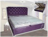 Кровать с подъемным механизмом Лючия на ножках 160х200см