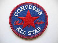 Сonvers All Star (реплика) Красный.Черный