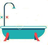 Мебель для ванной комнаты Дропшиппинг