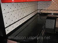 Столешницы из искусственного камня с влитыми мойками
