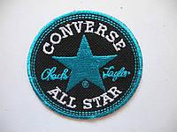 Сonvers All Star (реплика) Бирюзовый.Черный