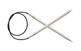 Спицы круговые  3.0 мм-100 см. Nova Cubics KnitPro
