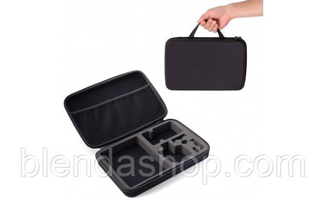Кейс, футляр для экшн-камер размер (32.5 х 21,7 х 6,5) для Gopro, SJCAM, Xiaomi и других камер (код № XTGP110)