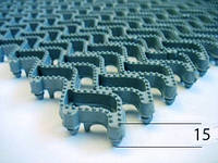 «Тетра-15» модульный коврик для бассейнов ПВХ, фото 1