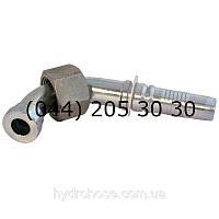 Фитинг ORFS 90° interlock, 4491