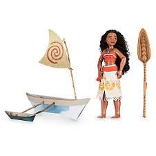 Кукла Моана (Ваяна) - Moana принцесса Дисней Disney куклы, фото 3