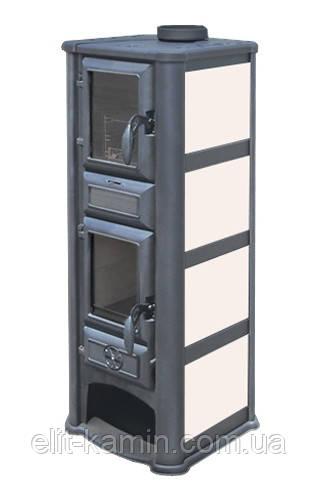 Пeчь-камин Tim Sistem Lederata Plus, фото 1