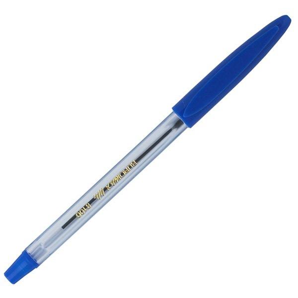 """Ручка шариковая """"Buromax"""" черная BM-8100-01"""