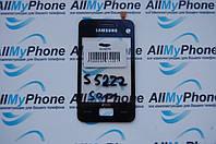 Сенсорный экран для мобильного телефона Samsung   S5222 Star 3 Duos черное