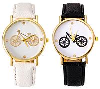 """Дизайнерские наручные часы """"Relogio feminino"""", Кварцевые, """"Велосипед""""."""