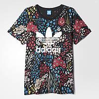 Женская футболка Adidas Originals Boyfriend AY8403