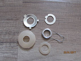 Набор крепежей для биксеноновых линз G5