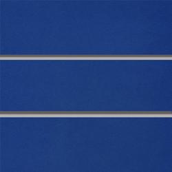 Экономпанель ( Экспопанель ) Синяя 1220х900мм, без вставок