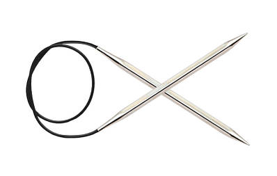 Круговые спицы для вязания 6.0 -80 см. Nova Cubics KnitPro