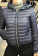Куртка демисезонная CLASNA CW17C-115\Т.СИНИЙ