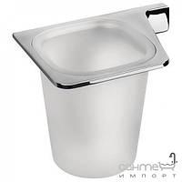 Аксессуары для ванной комнаты Colombo Design Стакан подвесной левосторонний Colombo Alize B2502SX