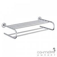 Аксессуары для ванной комнаты Colombo Design Полочка-держатель для полотенец Colombo Bart B2287