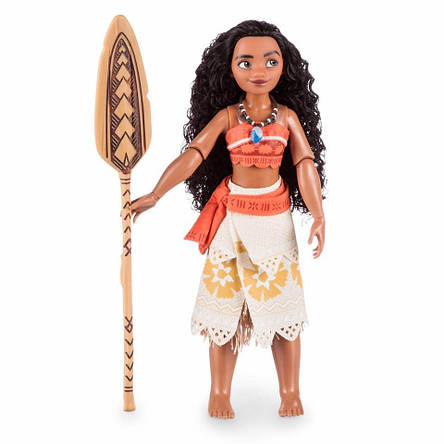 Кукла Моана (Ваяна) - Moana принцесса Дисней Disney куклы, фото 2