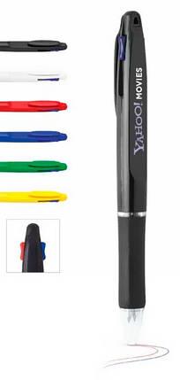 """Ручка автоматическая """"Winning"""" красно-синяя №2088, фото 2"""