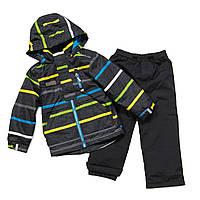 Демисезонный костюм для мальчика Nano 257 M S17 Deep Grey. Размер 100 - 132.