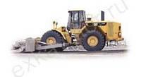 Запчасти к бульдозерам Caterpillar 824H