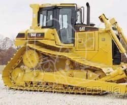 Запчасти к бульдозерам Caterpillar D 6RLGP (серия II)