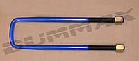 Стремянка рессоры с гайкой на M18X1,5x82x380 MERCEDES (5) - BUMMAX  - BMT00188 W/N