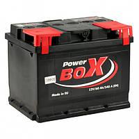 Аккумулятор Power Box 60 Аh 12V Euro (0)