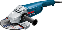 Угловая шлифмашина (болгарка) Bosch Professional GWS 24-230 H