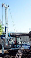 Буровые станки для устройства свай SoilTek S 45
