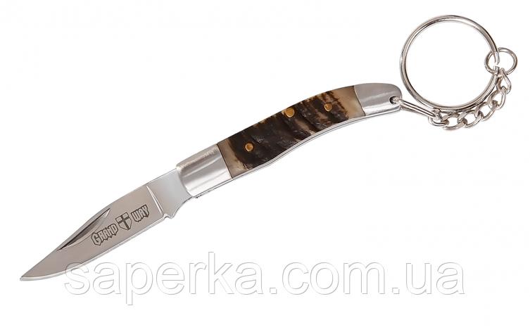 Нож складной карманный Grand Way 3125 YG, фото 2