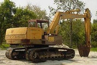 Запчасти к гусеничным экскаваторам Case 1088 LT