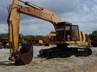 Запчасти к гусеничным экскаваторам Case 1280B