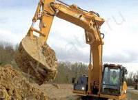 Запчасти к гусеничным экскаваторам Case CX210B Offset Boom
