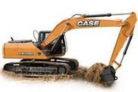 Запчасти к гусеничным экскаваторам Case CX210C, фото 1