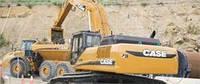 Запчасти к гусеничным экскаваторам Case CX700B