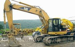 Запчасти к гусеничным экскаваторам Caterpillar 321B LCR
