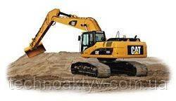 Запчасти к гусеничным экскаваторам Caterpillar 325D LRE