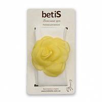 Повязка для девочки Модель-25, желтый цветок