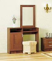 "Туалетный столик ""Соната"" 90х38х147 см. Орех"