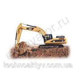Запчасти к гусеничным экскаваторам Caterpillar 330D LN ME