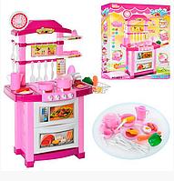 Набор Super Cook 889-4 игровая детская кухня со звуком и светом, фото 1