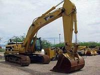 Гусеничные экскаваторы Caterpillar 345B II