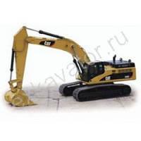 Гусеничные экскаваторы Caterpillar 345C ES