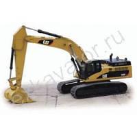 Гусеничные экскаваторы Caterpillar 345С L