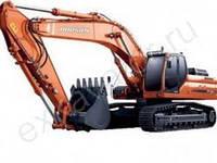 Запчасти к гусеничным экскаваторам Doosan DX420LC