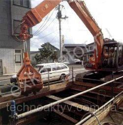 Запчасти к гусеничным экскаваторам Hitachi  S-TC120R